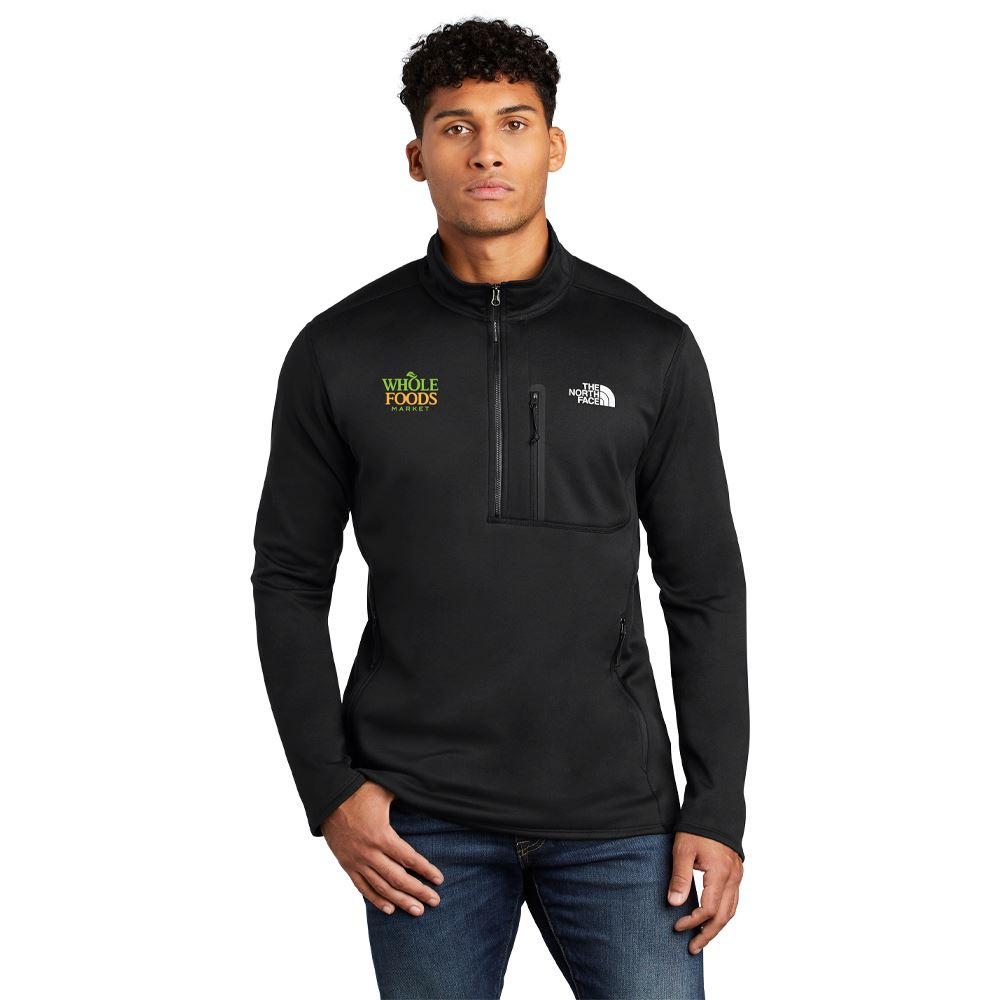 The North Face® Skyline 1/2-Zip Fleece - Embroidered Personalization Available