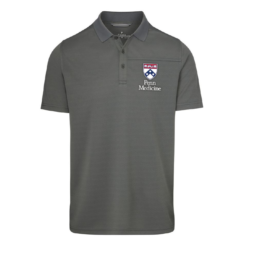 Fossa Apparel® Men's Monterey Polo - Embroidered Personalization Available