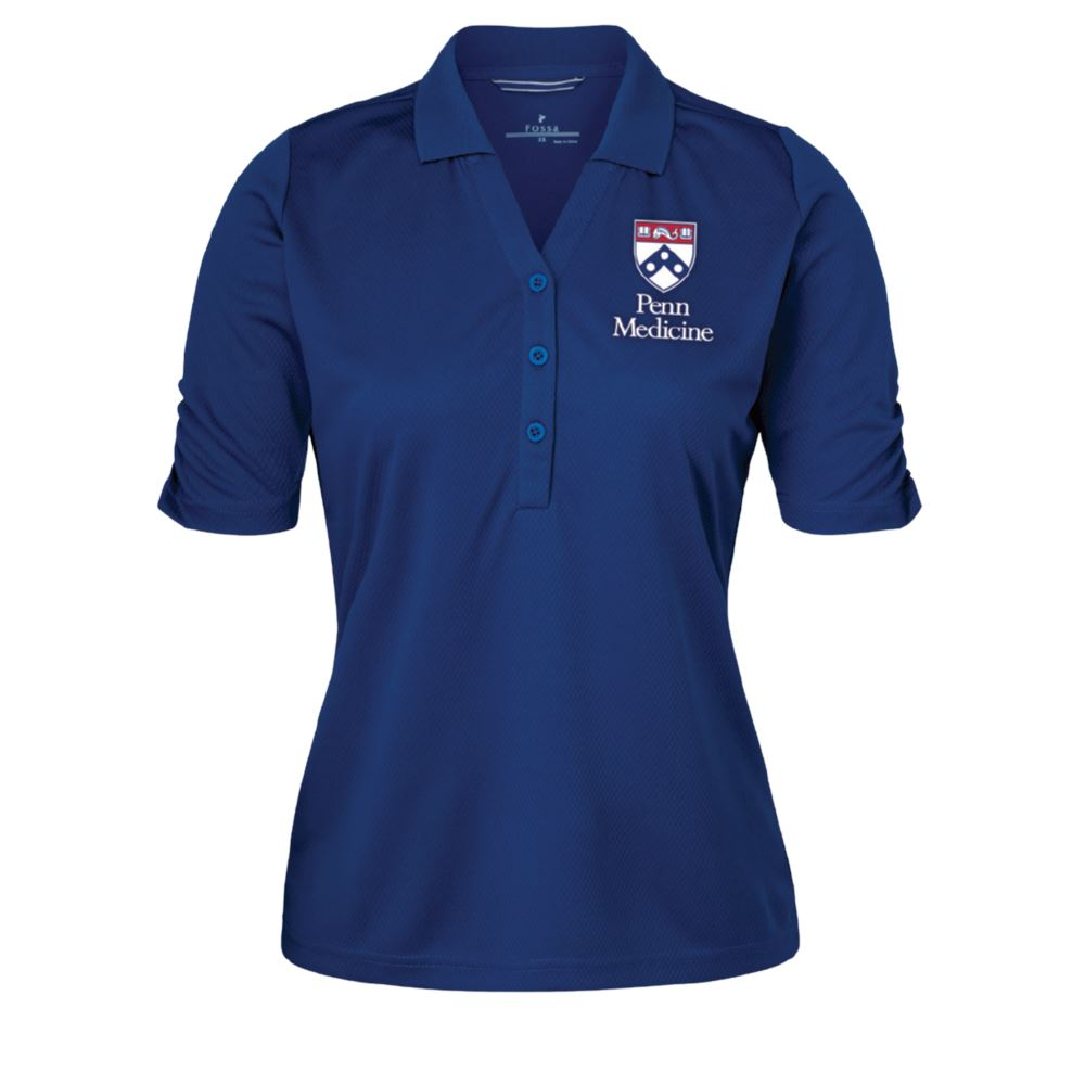 Fossa Apparel® Women's Monterey Polo - Embroidered Personalization Available