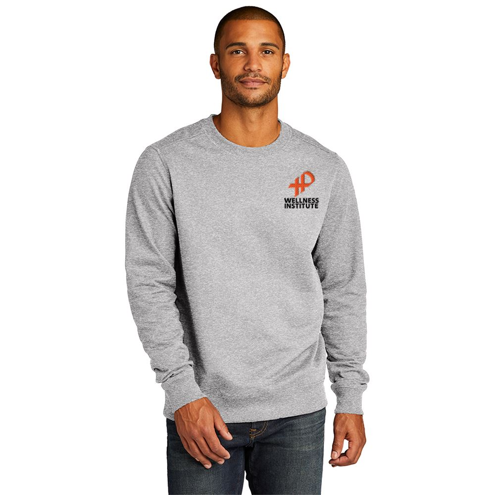 District® Unisex Re-Fleece™ Crew - Embroidered Personalization Available