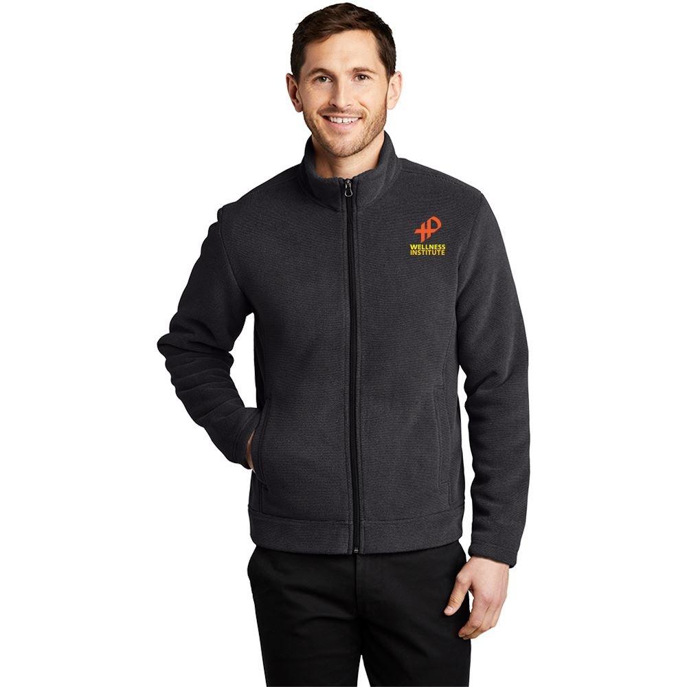 Ace Ultra Warm Unisex Brushed Fleece Jacket - Embroidered Personalization Available