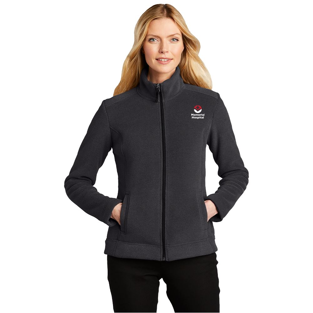 Ace Ultra Warm Women's Brushed Fleece Jacket - Embroidered Personalization Available