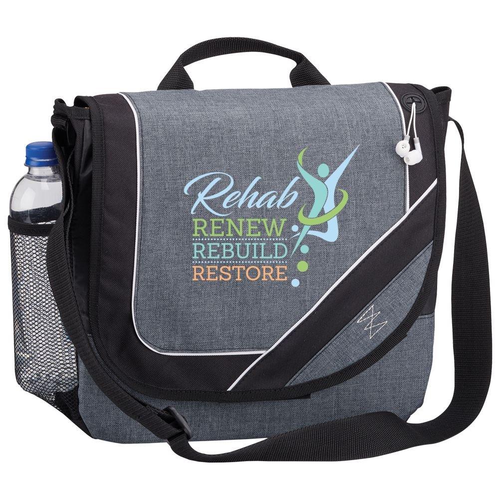 Rehab: Renew, Rebuild, Restore Portland Messenger/Briefcase Bag