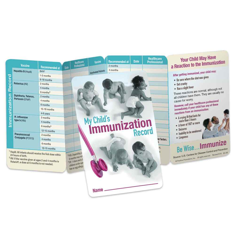 how to find immunization records