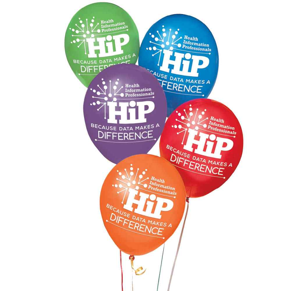 Health Information Professionals: Because Data Makes A Difference Latex Balloons