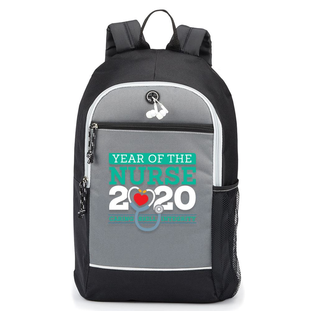 Year Of The Nurse Bayside Packpack