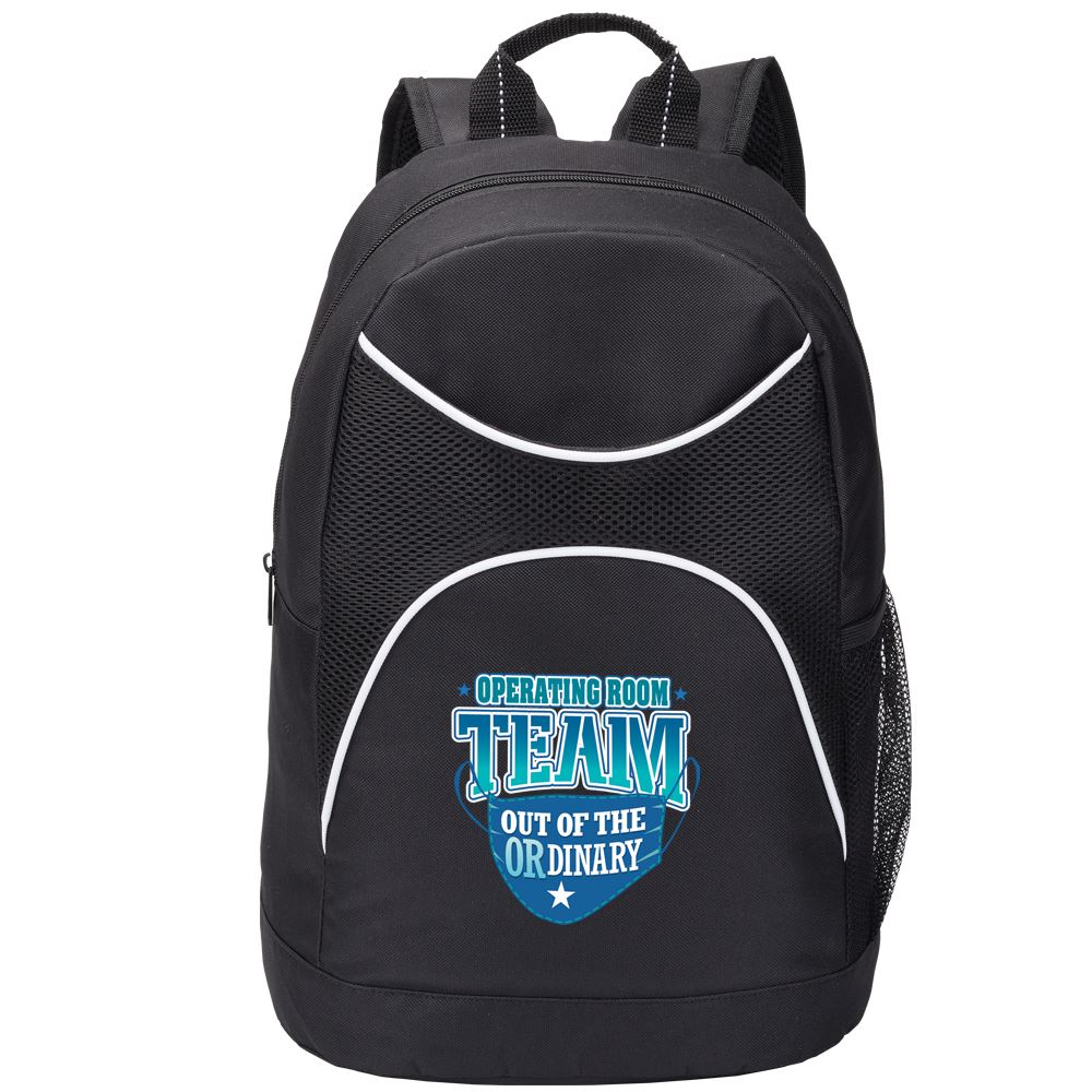 Operating Room Team: Out Of The OR-dinary Highland Backpack