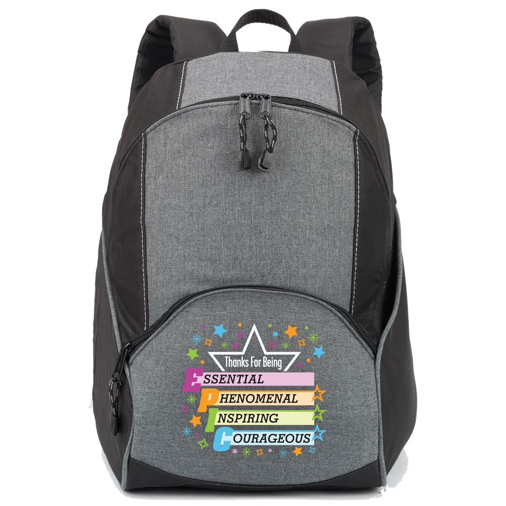 Thanks For Being EPIC Aspen Backpack