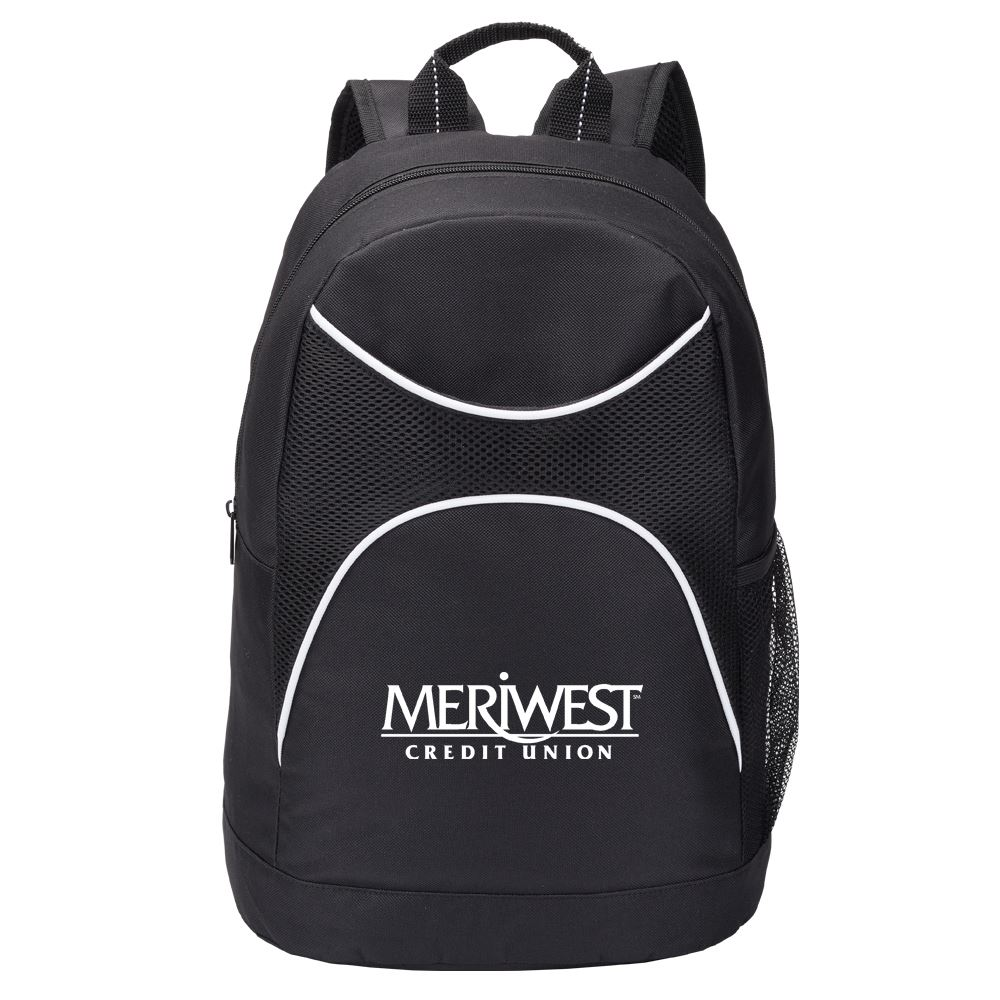 Black Highland Backpack - Personalization Available