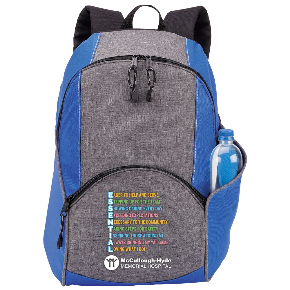Essential Aspen Backpack - Personalization Available