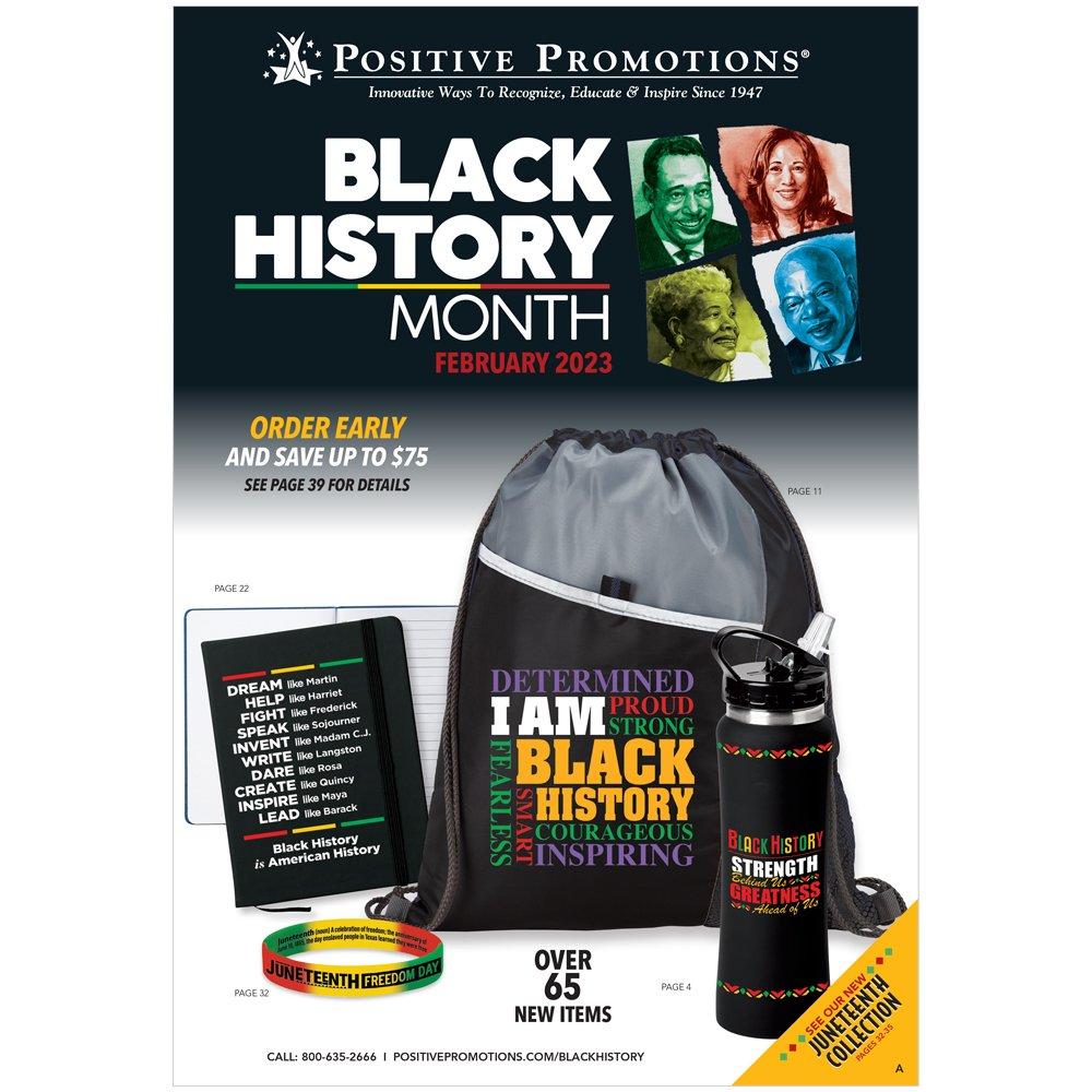 2010 Black History Catalog