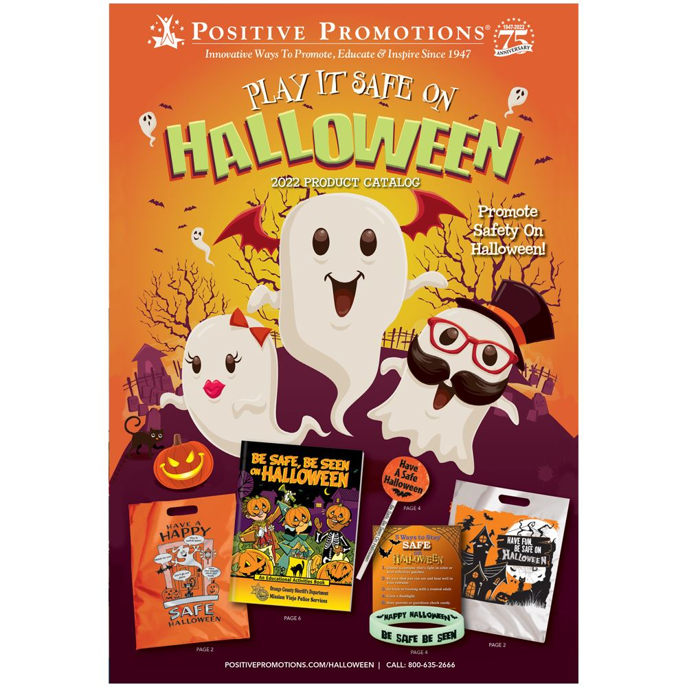 Safe Halloween Catalog
