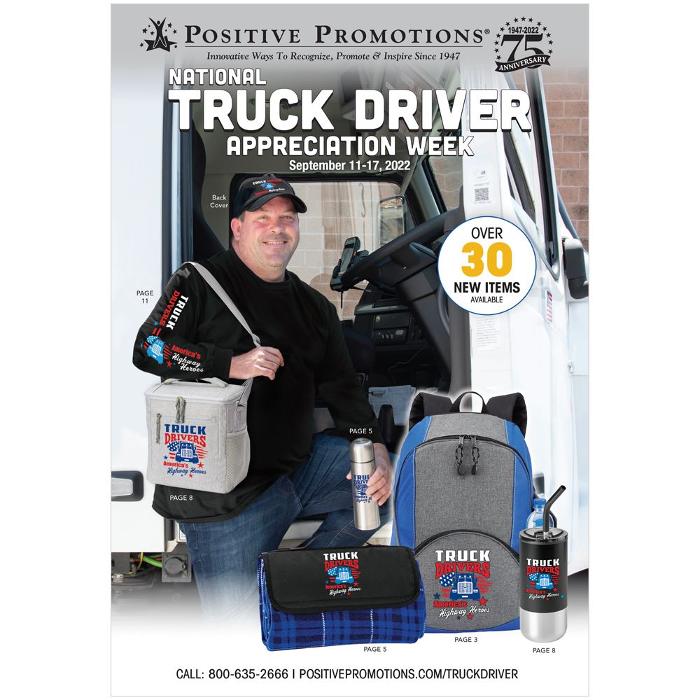 Truck Driver Appreciation Week Catalog