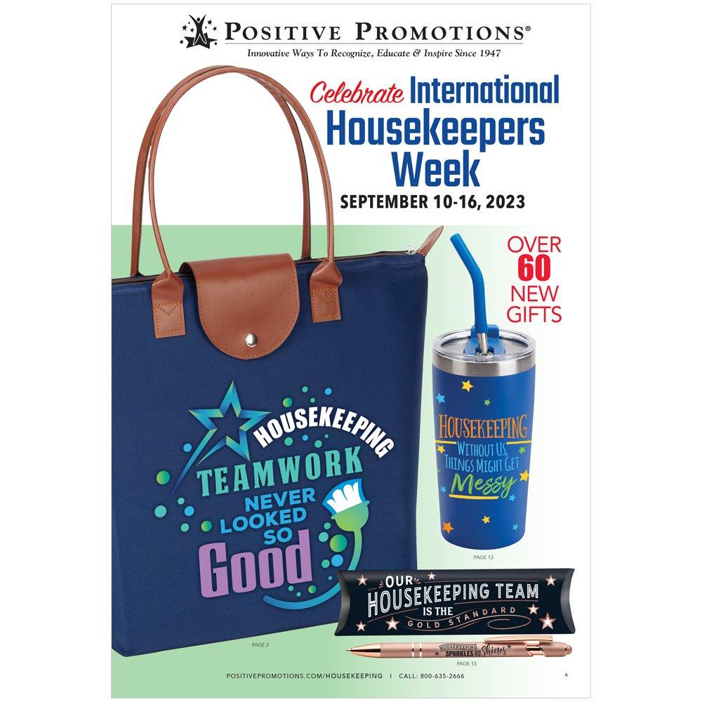 International Housekeeping Week Catalog