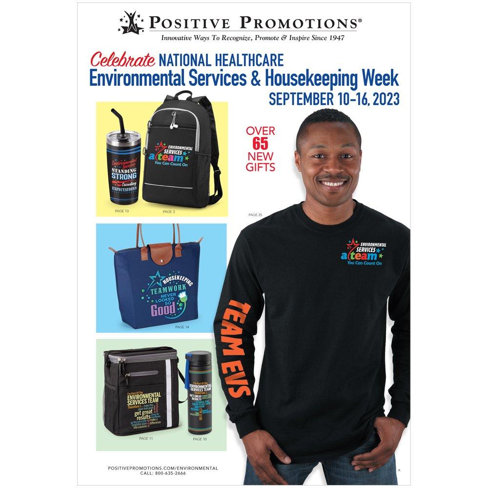 Healthcare Environmental Services & Housekeeping Week Catalog