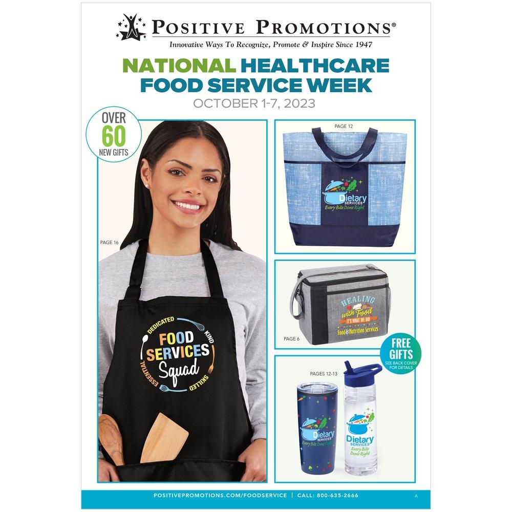 National Healthcare Food Service Week Catalog