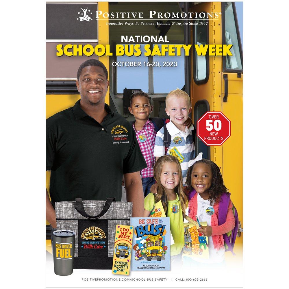 National School Bus Safety Week Catalog