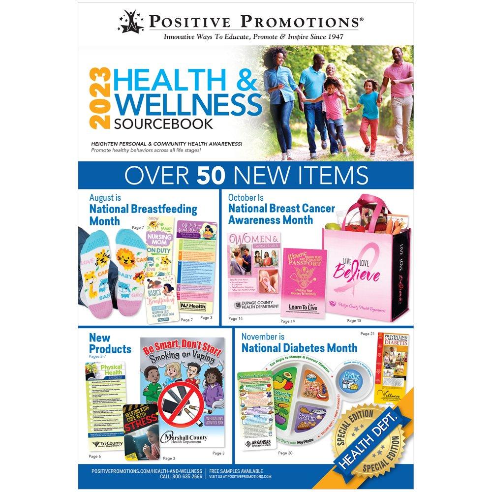 Health & Wellness - Health Dept. Catalog