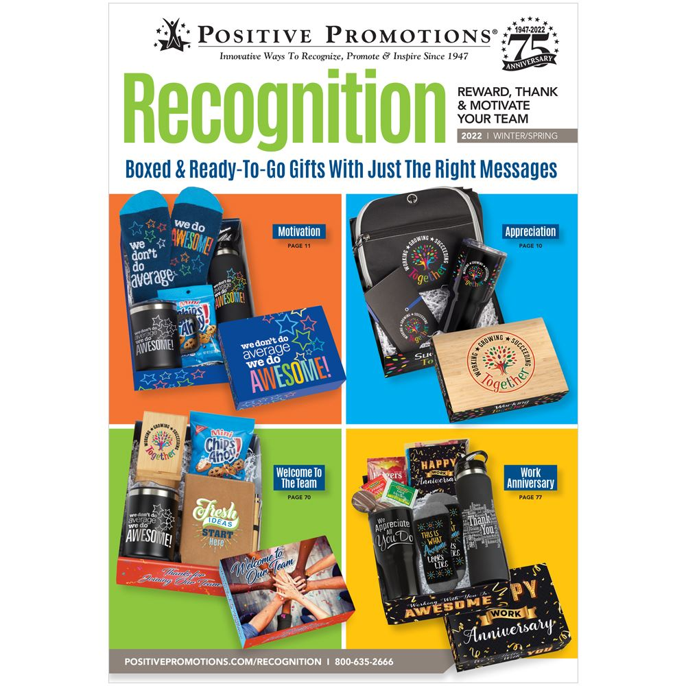 Employee Recognition Catalog