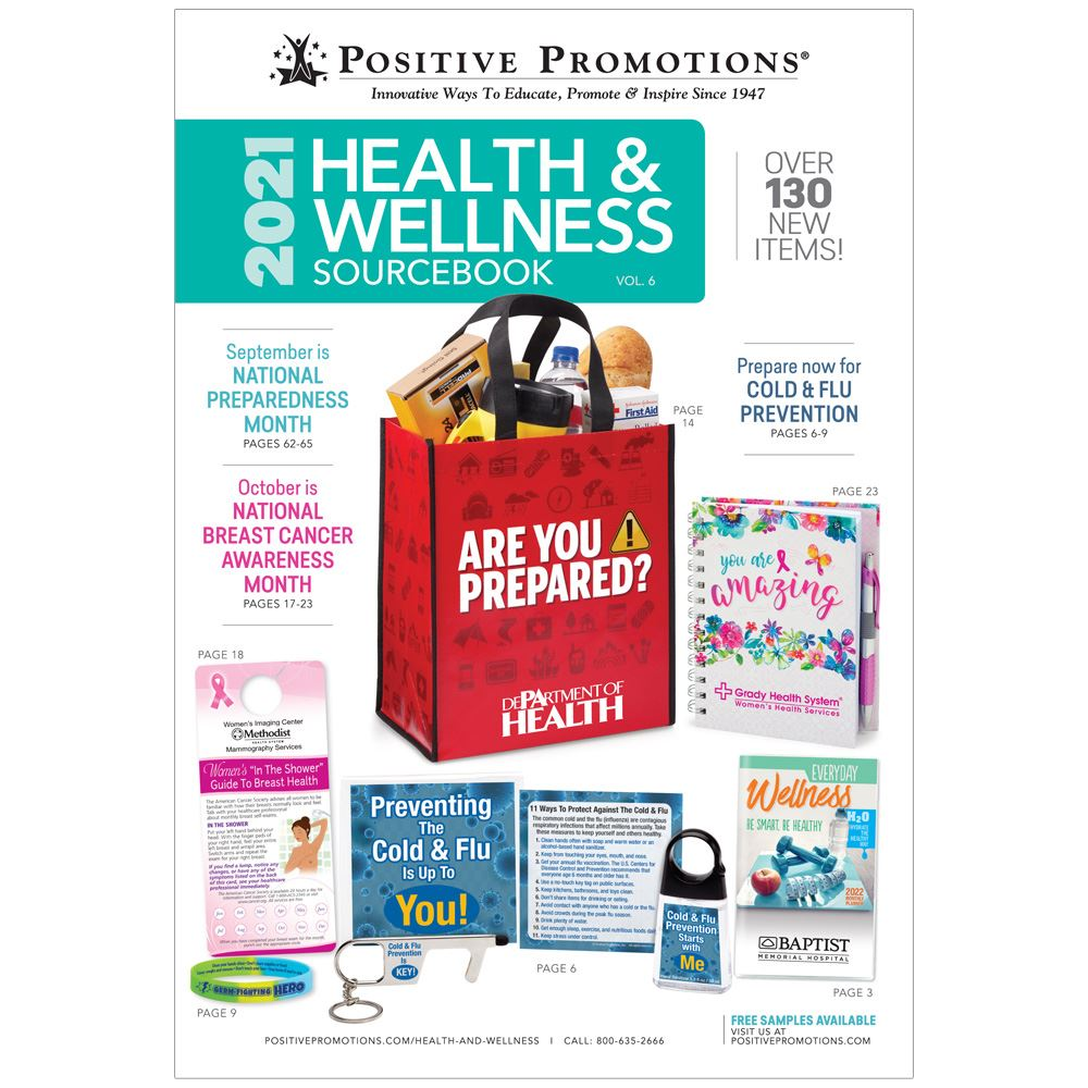 Health And Wellness Catalog
