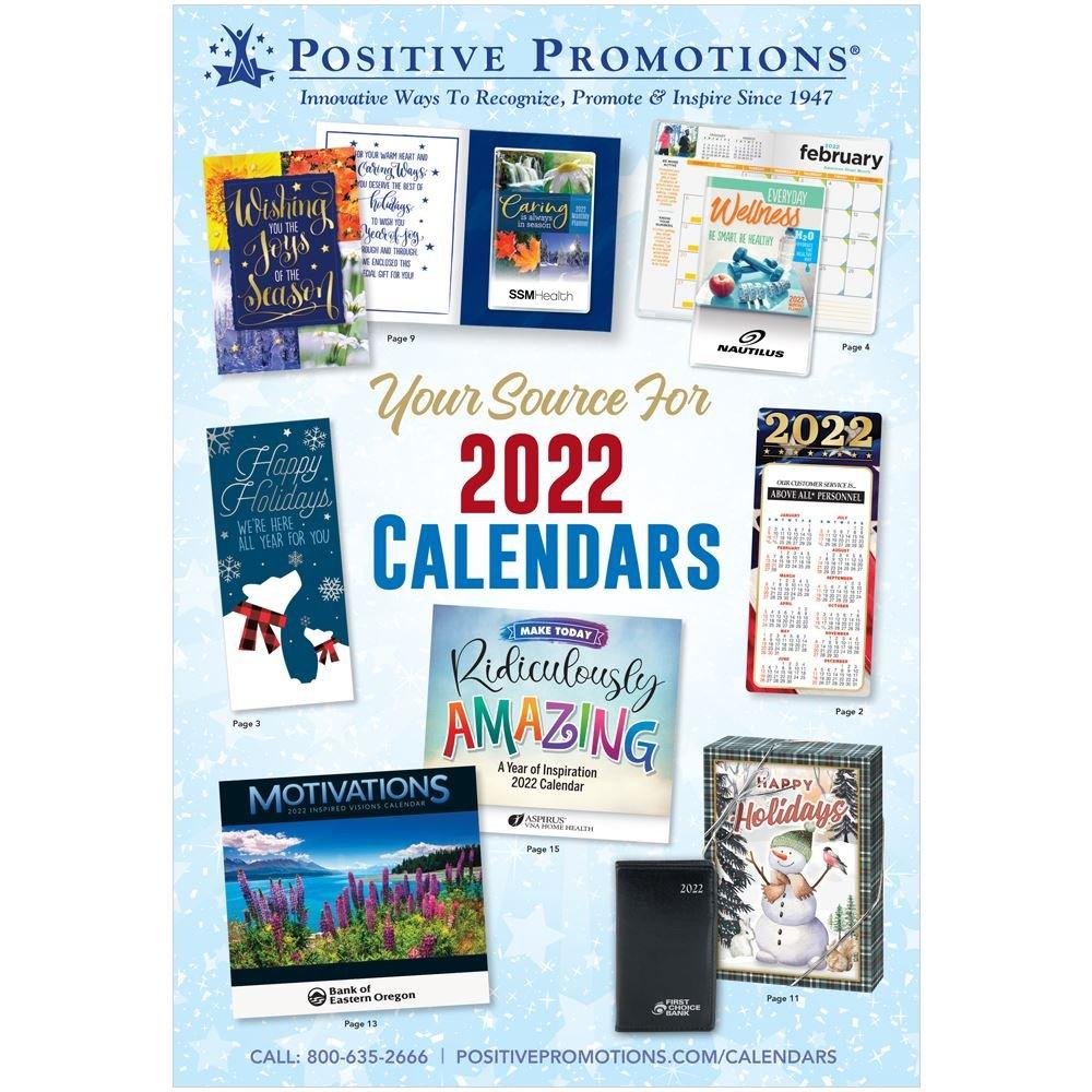 2021 Calendar Catalog