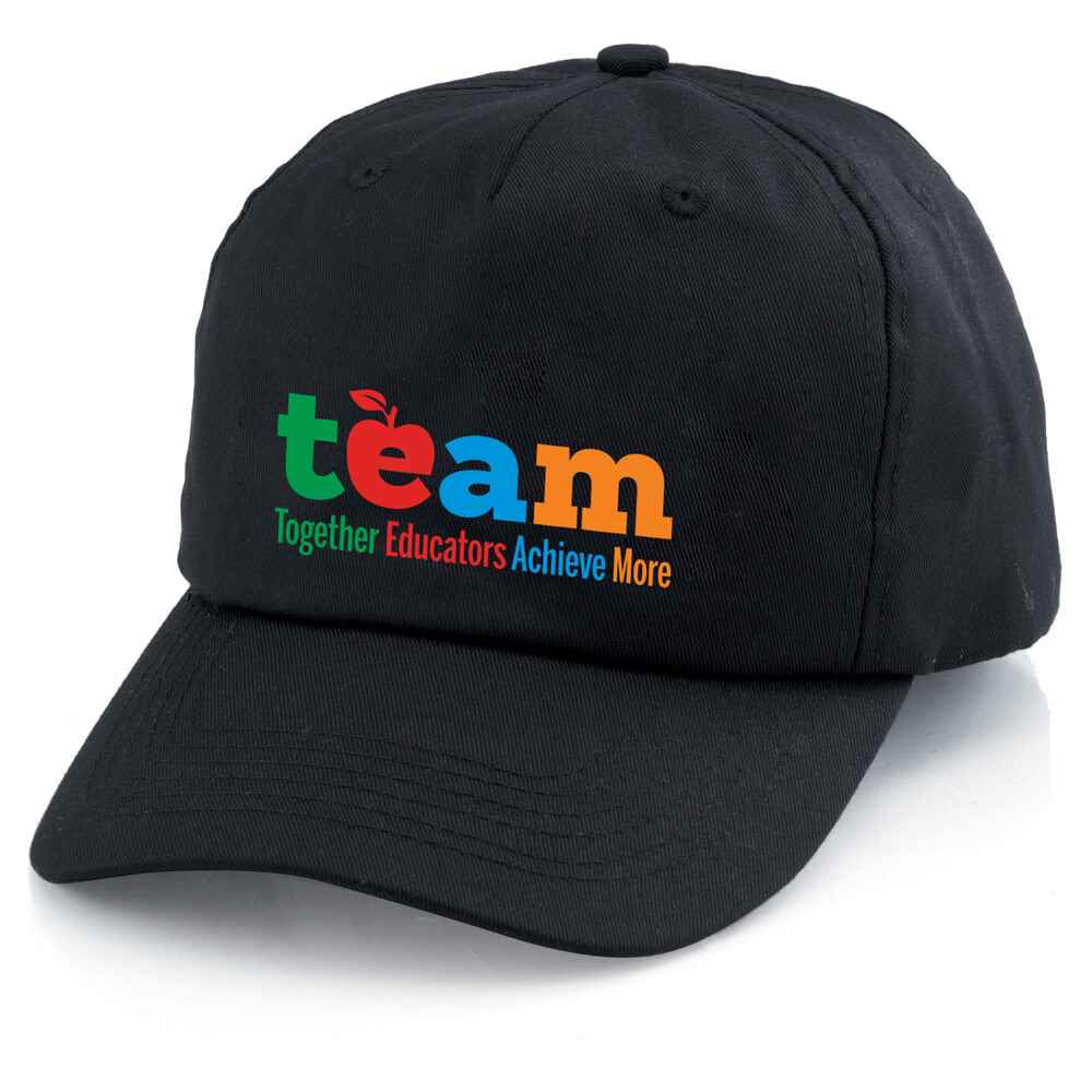 Team: Together Educators Achieve More Baseball Cap