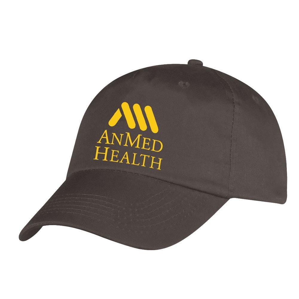 Gray Baseball Cap - Personalization Available
