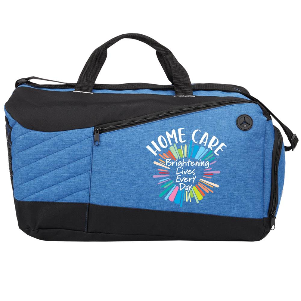 Home Care: Brightening Lives Every Day Stafford Duffel Bag