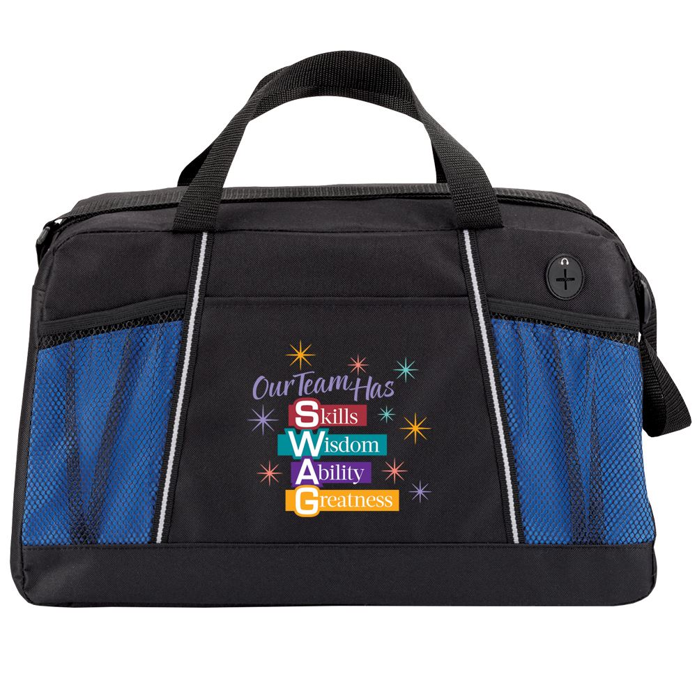 Our Team Has SWAG Northport Duffel Bag