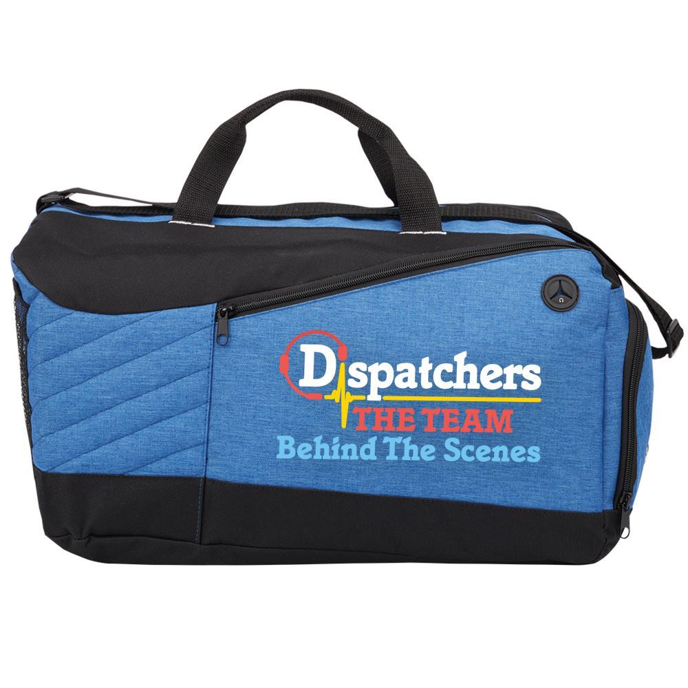 Dispatchers The Team Behind The Scenes Stafford Duffle Bag
