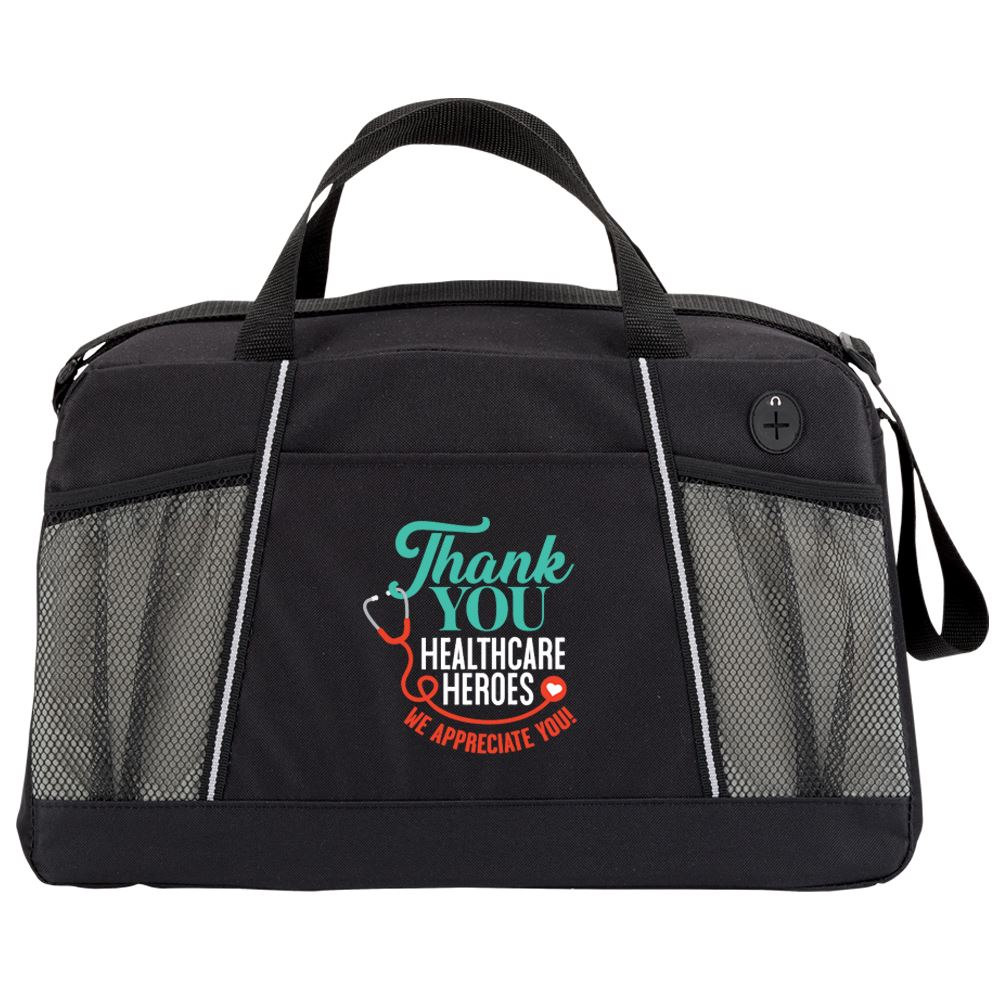 Thank You Healthcare Heroes We Appreciate You! Northport Duffel Bag