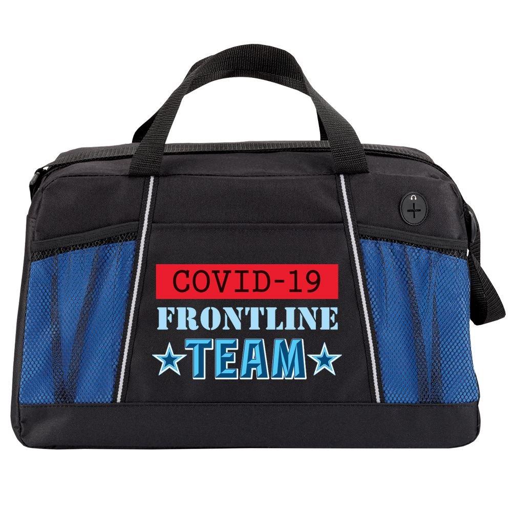 COVID-19 Frontline Team Northport Duffel Bag