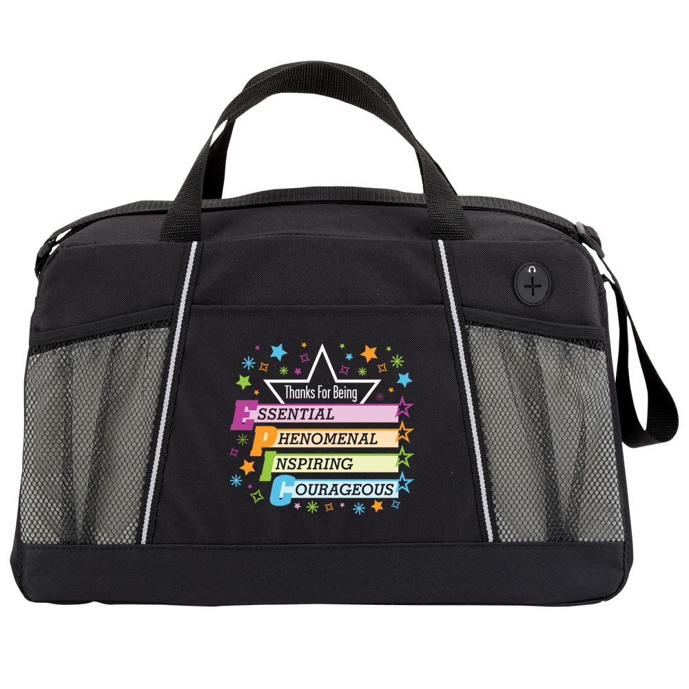Thanks For Being Epic Northport Duffel Bag