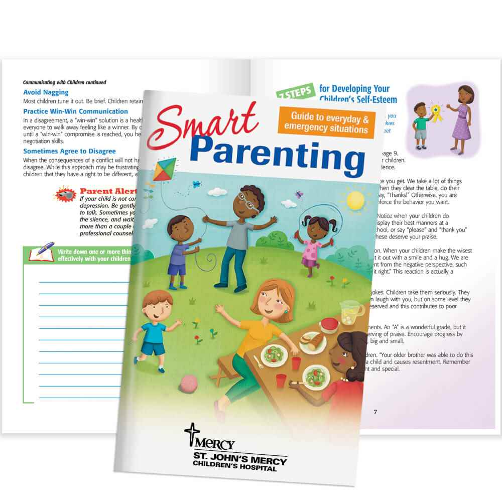 Smart Parenting Journal - Personalization Available