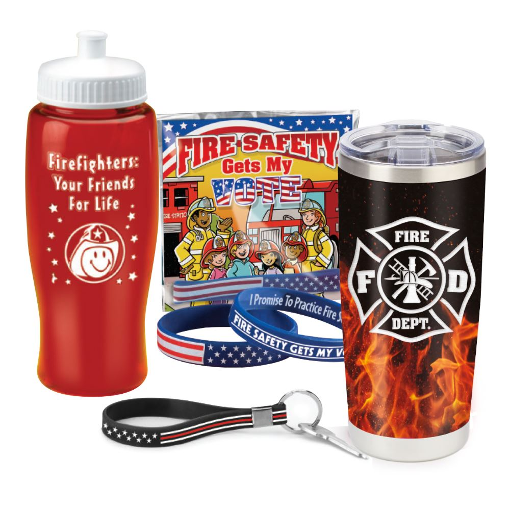 Fire Prevention Free Gift
