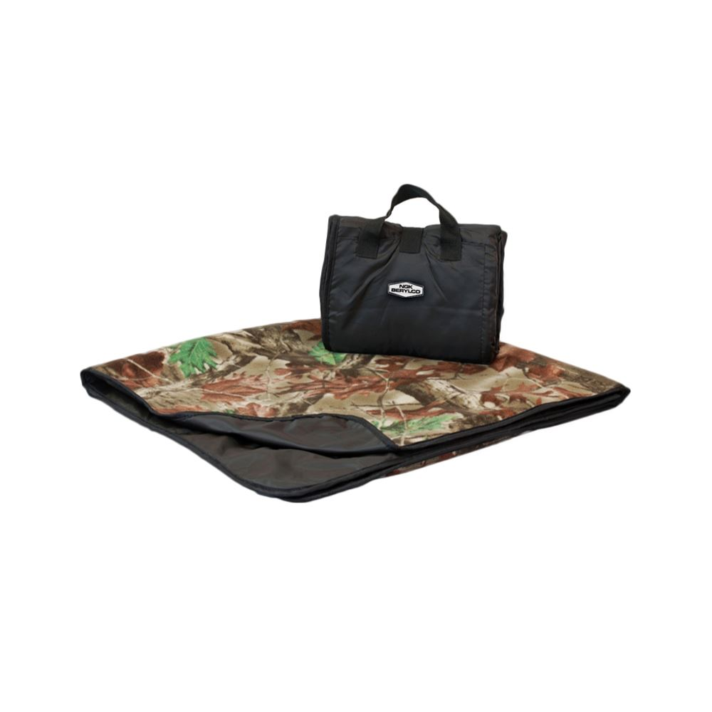 Picnic Blanket Woody Camo - Personalization Available