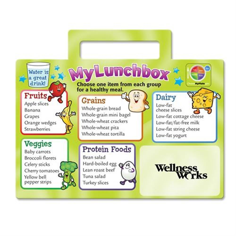 My Lunchbox Magnet - Personalization Available