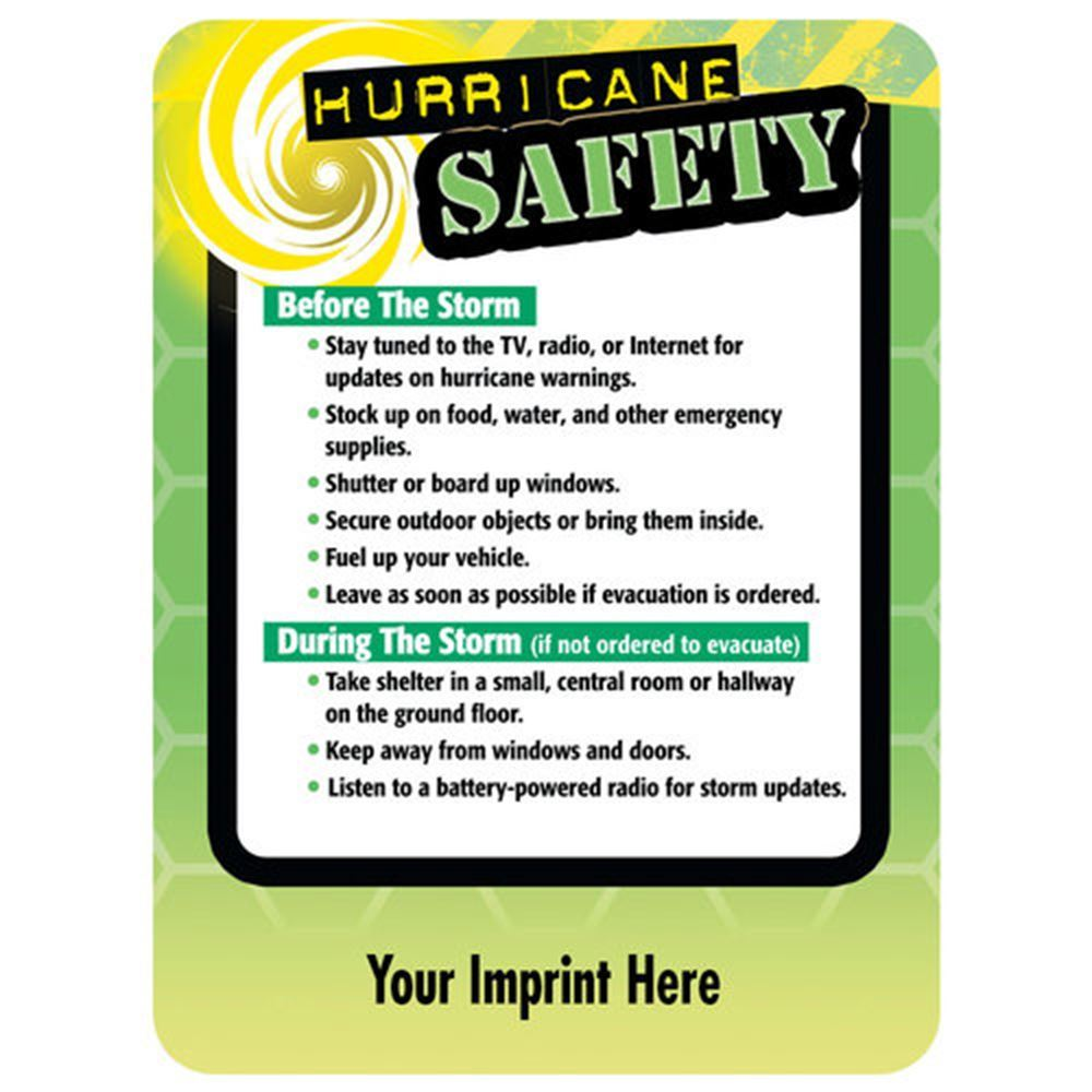 Hurricane Safety Quotes