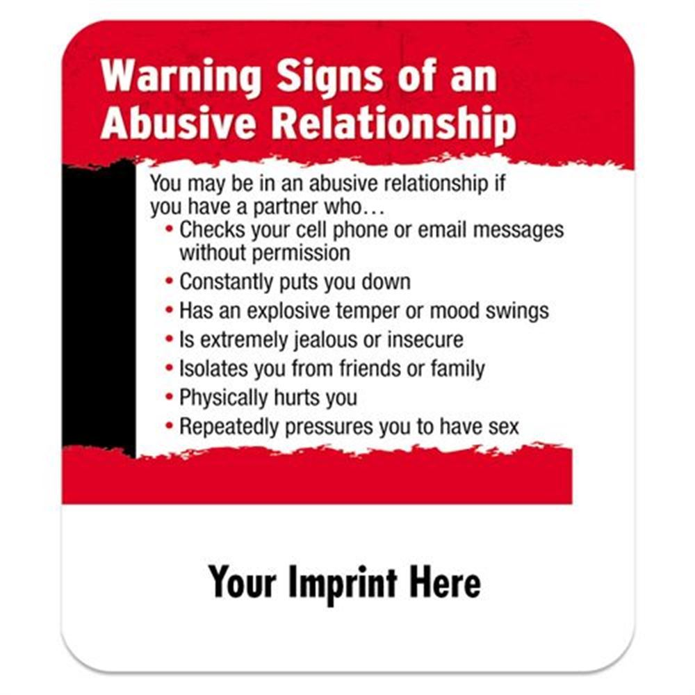 how to tell if your partner is abusive