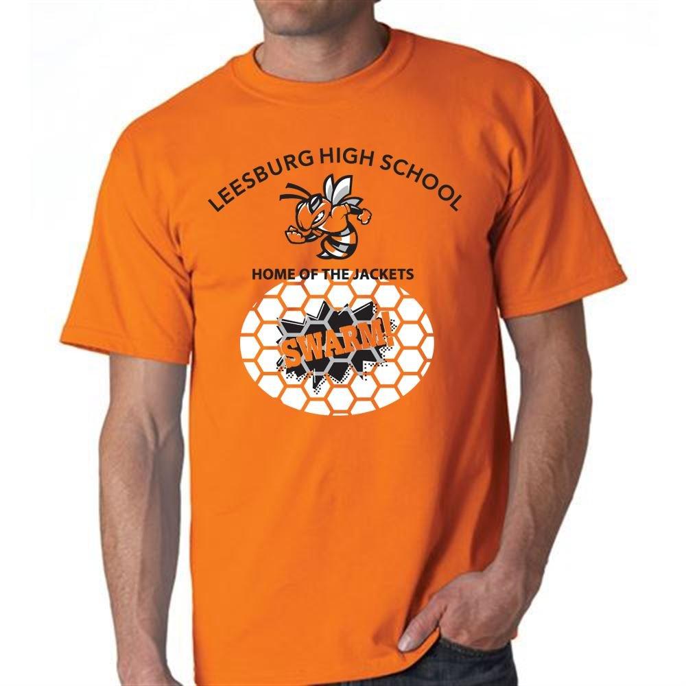 Men's Short Sleeved Cotton T-Shirt