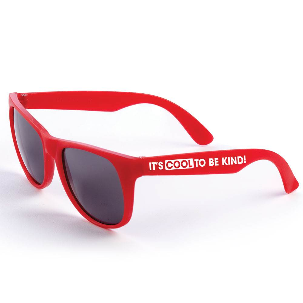 It's Cool To Be Kind! Sunglasses - 10 Per Pack