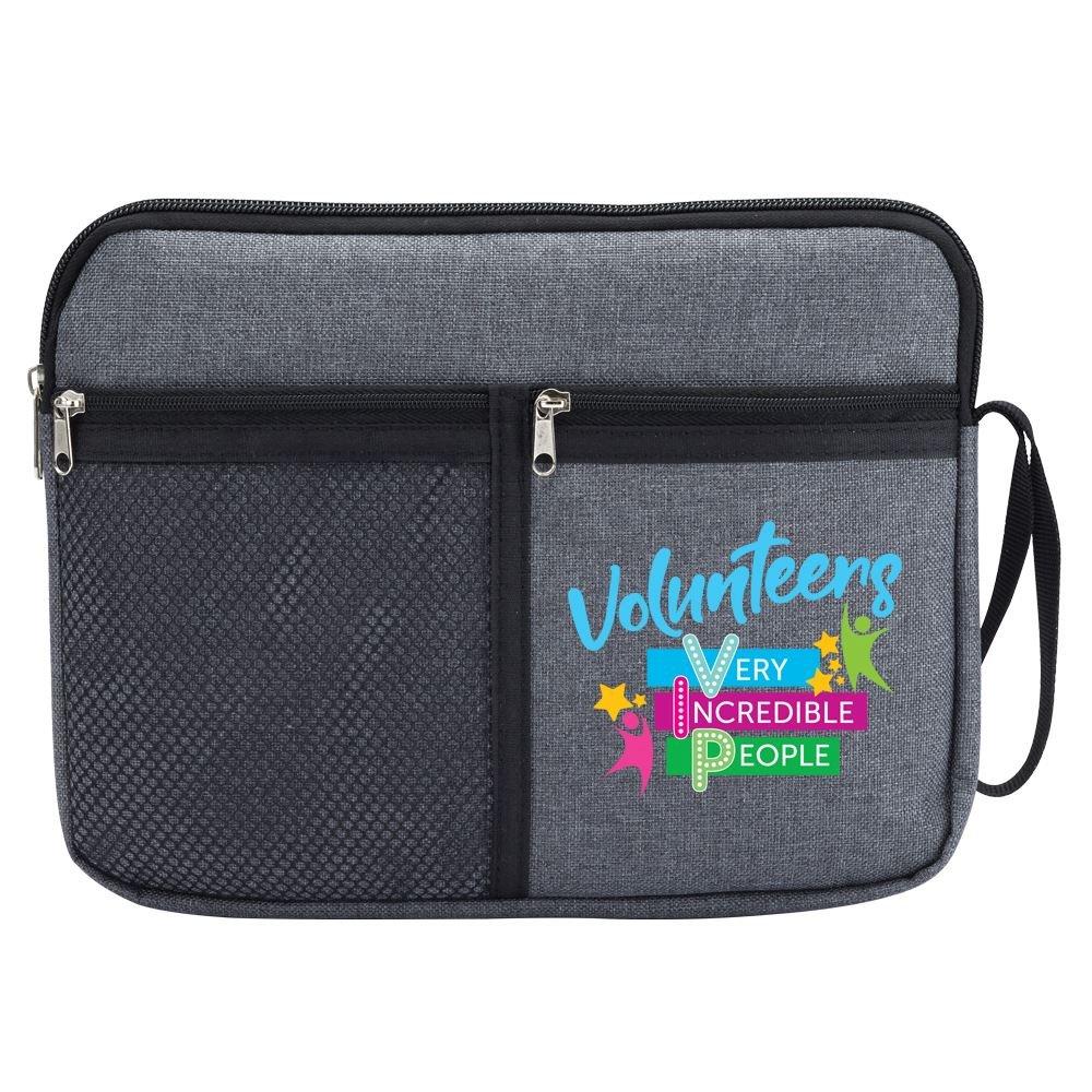 Volunteers: Very Incredible People Cambria Multi-Purpose Bag