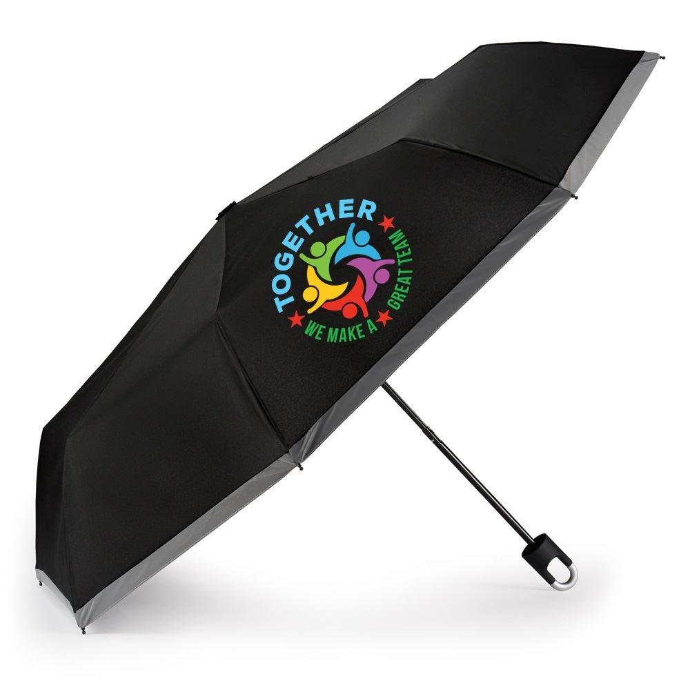 Together We Make A Great Team Clip Umbrella