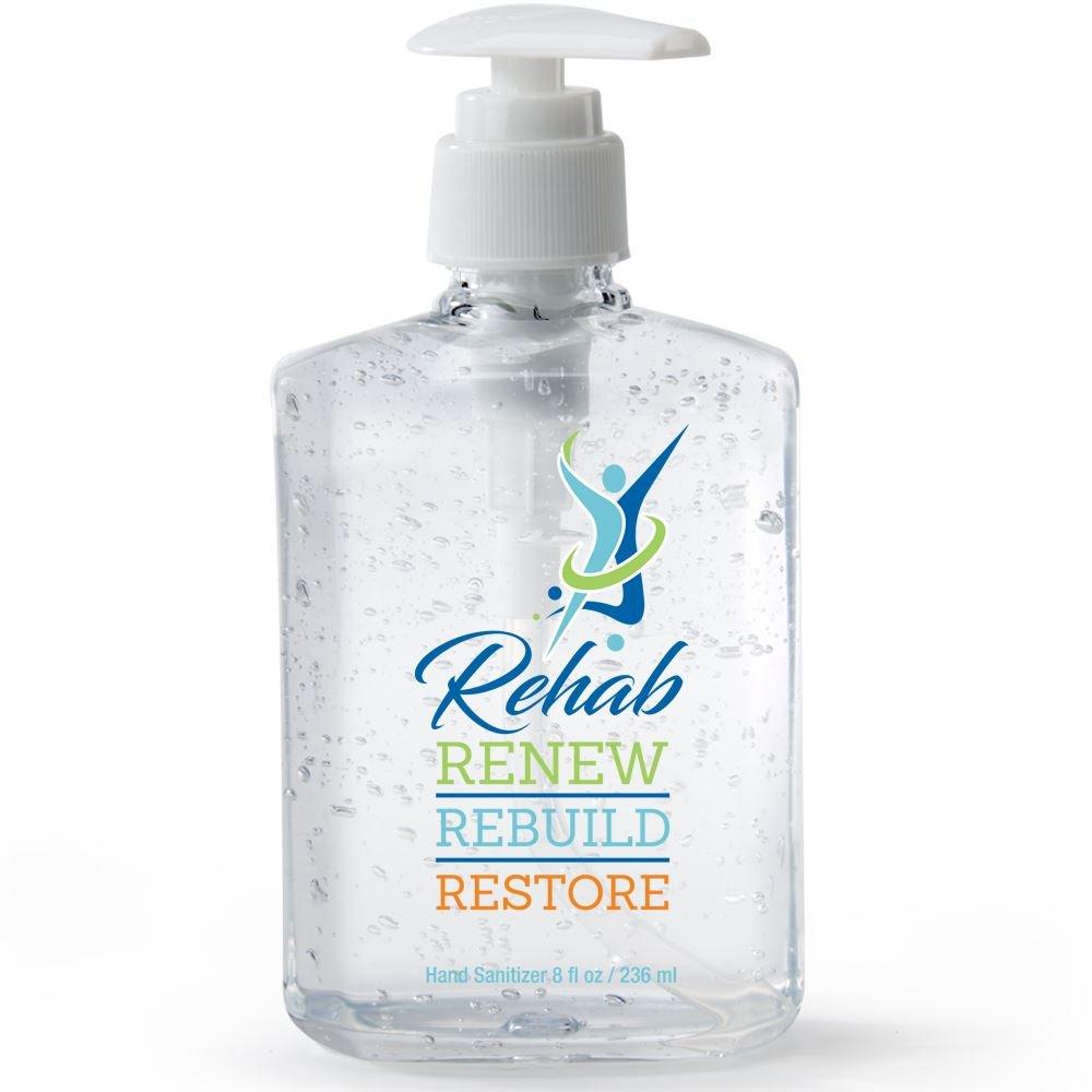 Rehab: Renew, Rebuild, Restore 8-Oz. Sanitizer Gel Pump