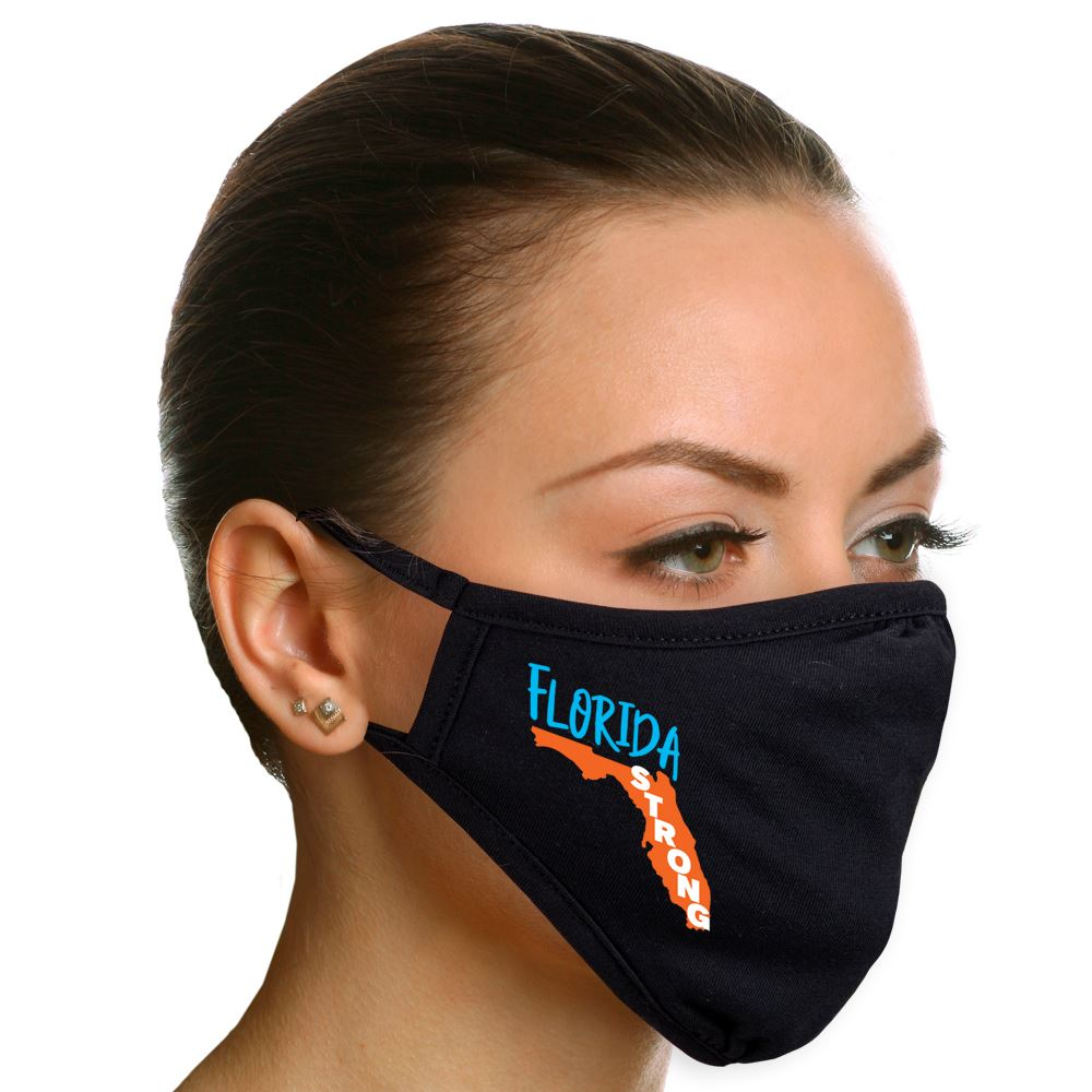 Florida Strong Next Level 2-Ply Blended Face Mask