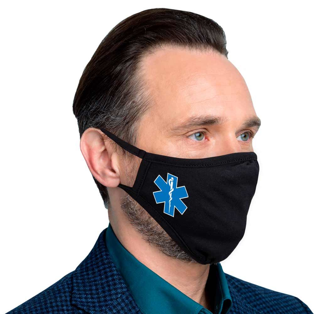EMS 2-Ply 100% Cotton Mask