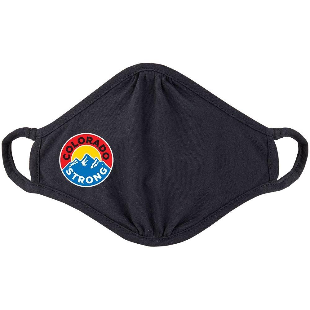Colorado Strong 2-Ply 100% Cotton Mask