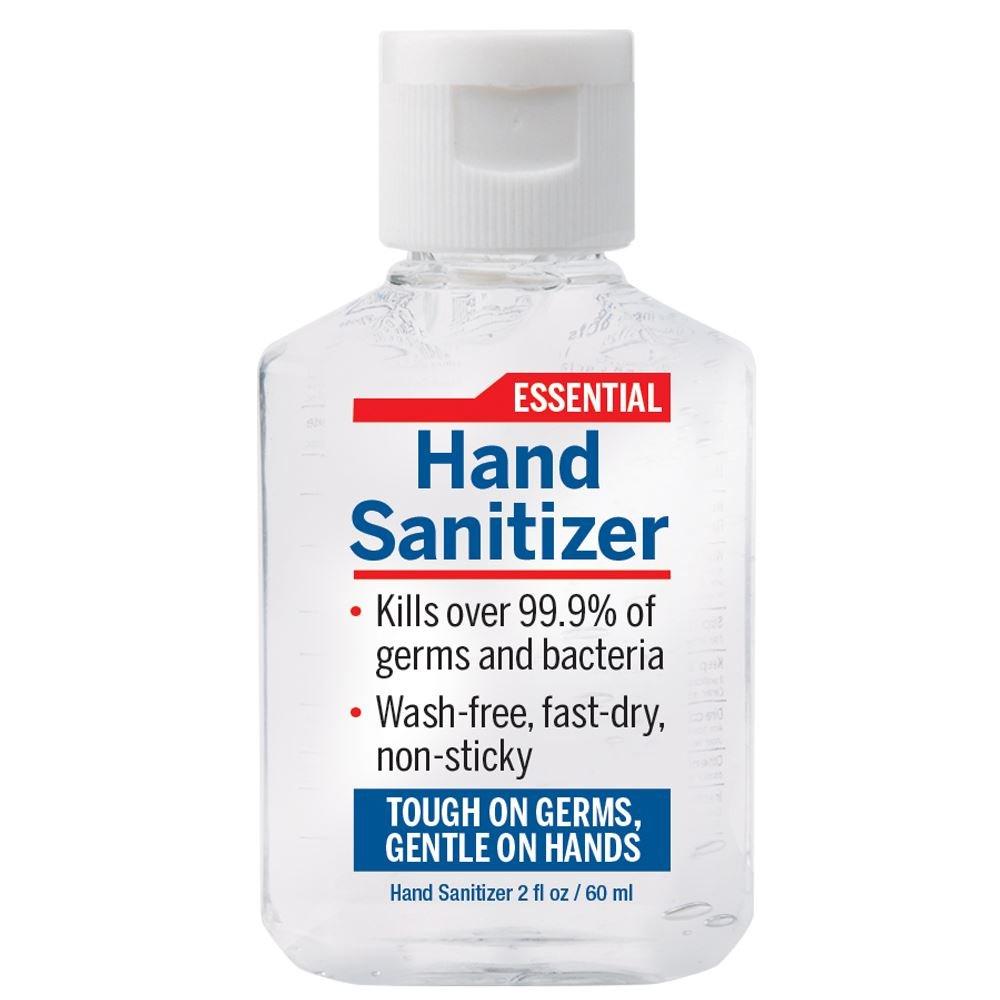 2-Oz. Essentials Hand Sanitizer Gel