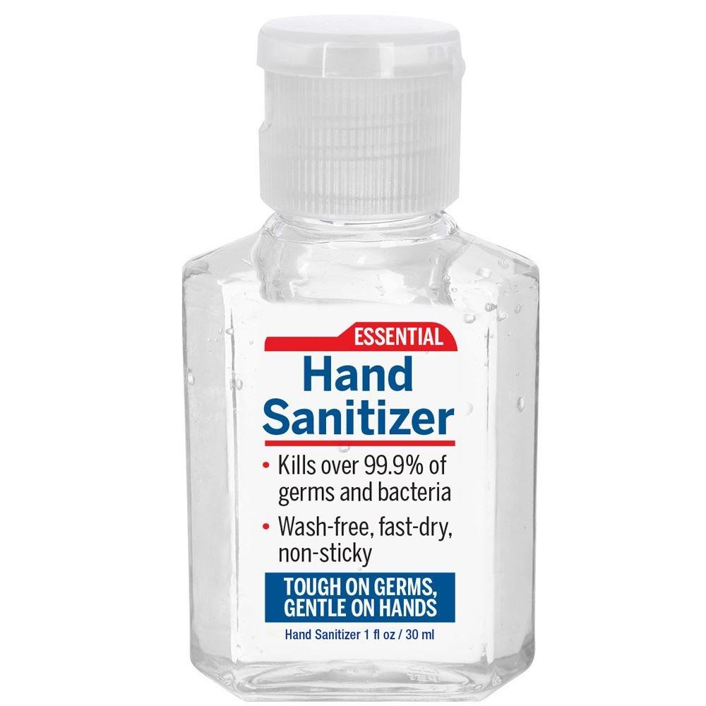 1-Oz. Essentials Hand Sanitizer Gel