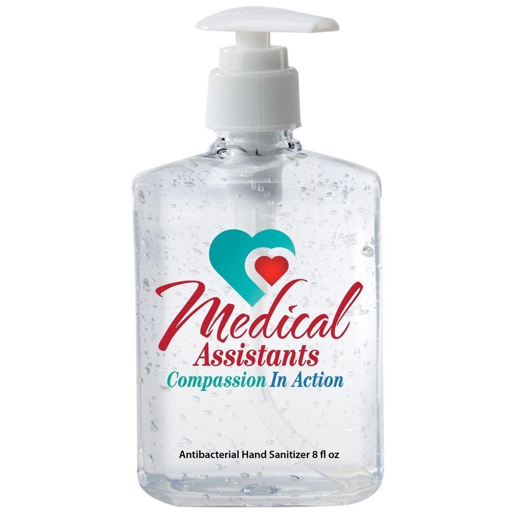 Medical Assistants: Compassion In Action 8-Oz. Hand Sanitizer Gel Pump
